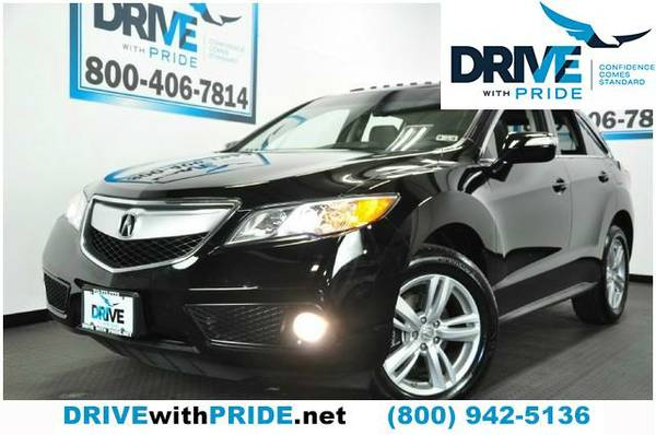 2014 Acura RDX - 0% APR & 0% Down Available