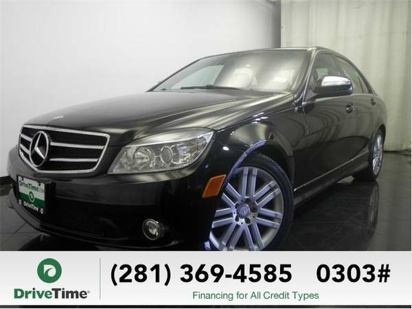 2008 *Mercedes-Benz C-Class* C300 Luxury - WE CAN GET YOU FINANCED!
