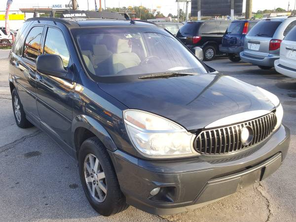 2004 Buick Rendezvous CASH PRICE cold AC automatic clean title