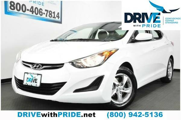 2014 Hyundai Elantra - Available Buy Here Pay Here
