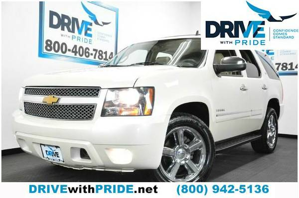 2013 Chevrolet Tahoe - 0% APR & 0% Down Available