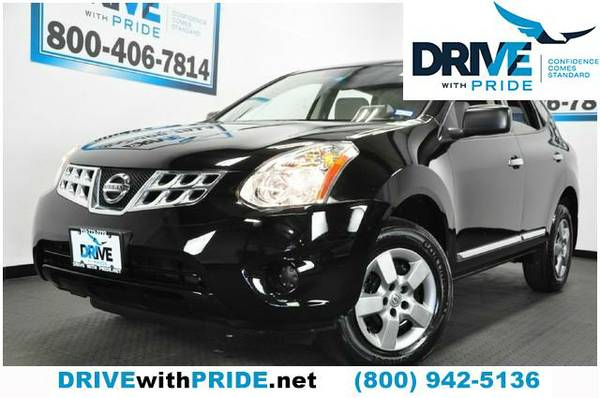 2013 Nissan Rogue - $0 Payment for 90 Days