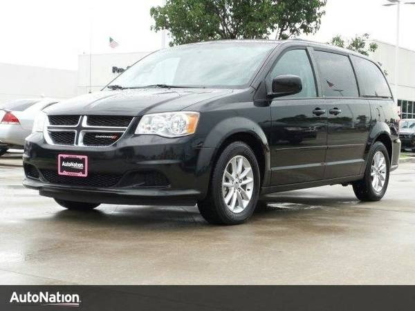 2014 Dodge Grand Caravan SXT Dodge Grand Caravan SXT Regular
