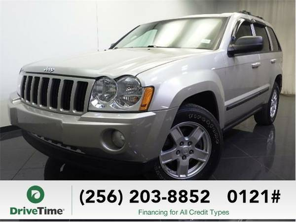 2007 *Jeep Grand Cherokee* - LOW DOWN-PAYMENT