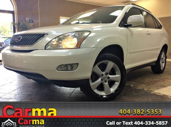2006 Lexus RX 330 - ALL TRADES WELCOME!