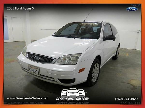 2005 Ford Focus S Coupe in GREAT CONDITION!
