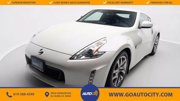 2013 Nissan 370Z Coupe Manual Coupe 370Z Nissan