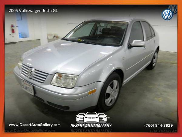 2005 Volkswagen Jetta GL Sedan is priced to SELL NOW!