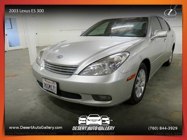 2003 Lexus ES 300 Sedan in EXCELLENT Condition