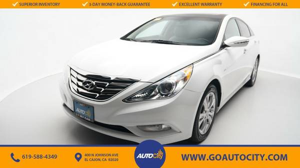 2013 Hyundai Sonata Sedan 2.4L Automatic Limited Sedan Sonata Hyundai