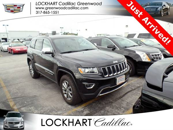 Grand Cherokee 2014 4D Sport Utility Limited