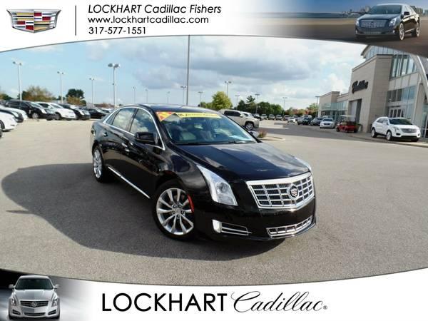2015 Cadillac XTS 4D Sedan Luxury
