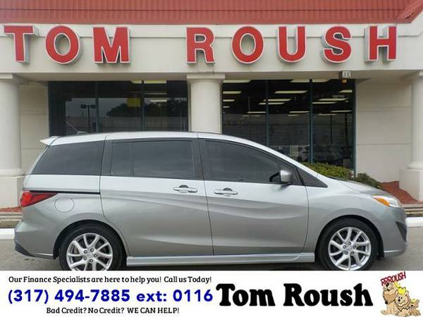 2012 *Mazda MAZDA5* Grand Touring - BAD CREDIT OK!