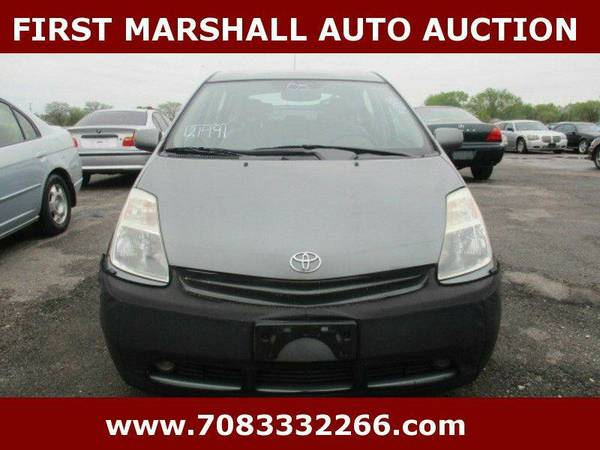 2005 Toyota Prius Base 4dr Hatchback - First Marshall Auto Auction
