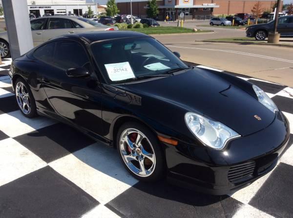 2004 Porsche 911 Carrera 4S ***Rare***