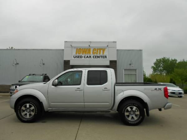 2011 Nissan Frontier PRO-4X **71k MILES**