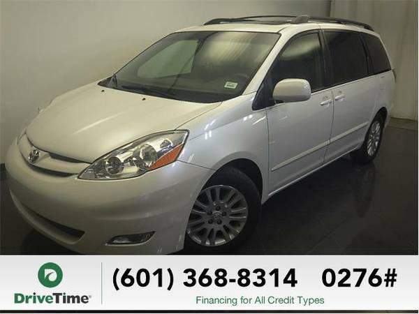 2008 *Toyota Sienna* - LOW DOWN-PAYMENT