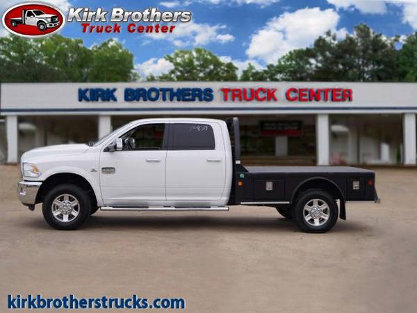 2012 Ram 3500 White **Awesome Online Price!**