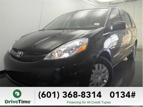 2009 *Toyota Sienna* - LOW DOWN-PAYMENT