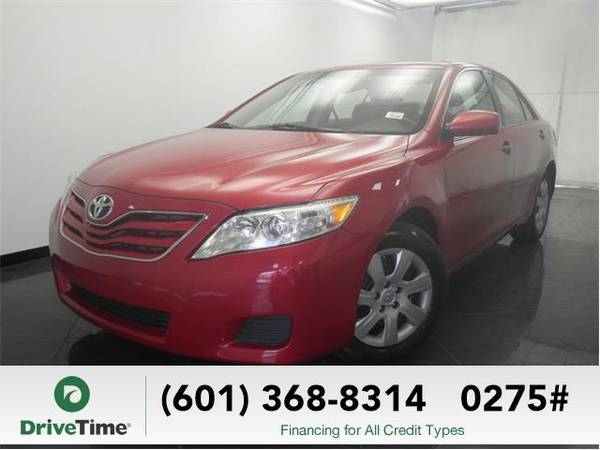 2011 *Toyota Camry* - LOW DOWN-PAYMENT
