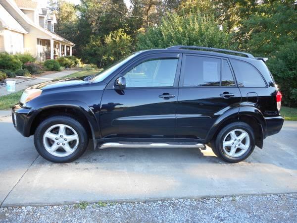 2003 Toyota ( 143k ) RAV4 AWD * 07 Maxima * Camry 100k