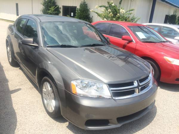 SOLD, iFinance Auto Sales ~2012 Dodge Avenger~