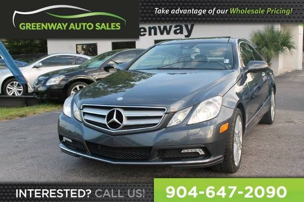 2010 Mercedes-Benz E350 - We Finance Everybody