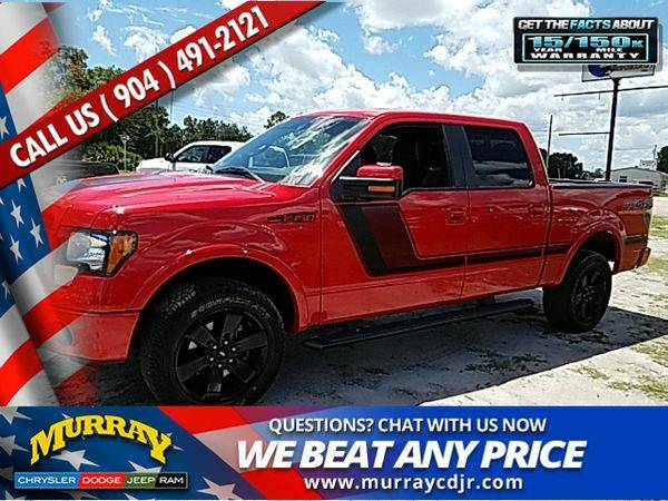 2014 *Ford* *F-150* *F 150* *F150* XLT - GET APPROVED TODAY!