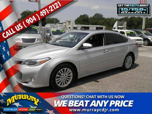 2013 *Toyota* *Avalon* *Hybrid* XLE Premium - GET APPROVED TODAY!