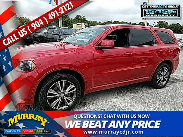2013 *Dodge* *Durango* SXT - GET APPROVED TODAY!