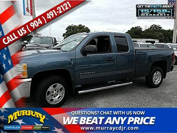 2013 *Chevrolet* *Silverado* *1500* LT - GET APPROVED TODAY!