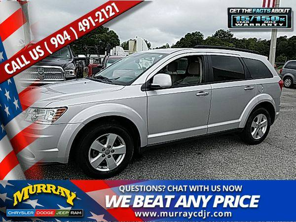 2011 *Dodge* *Journey* Mainstreet - GET APPROVED TODAY!