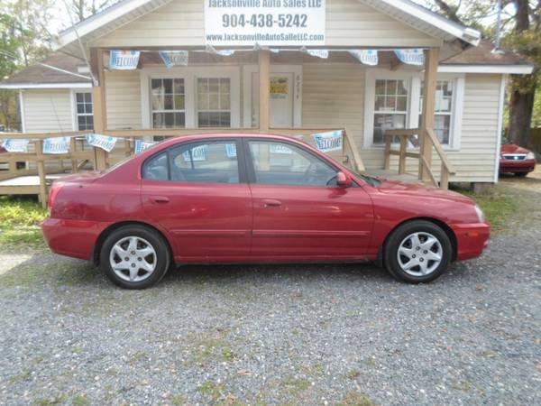 2006 HYUNDAI ELANTRA! 4 CYLINDERS! FULLY LOADED! CALL FOR A TEST DRIVE