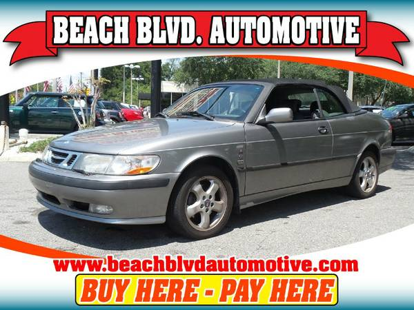2001 Saab 9-3 GRAY SEE IT TODAY!
