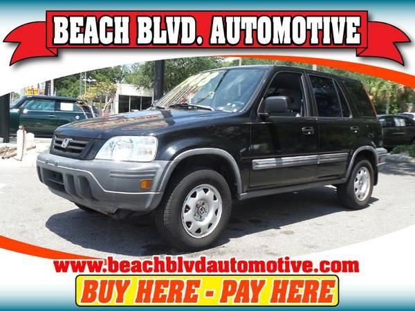 1998 Honda CR-V BLACK Big Savings.GREAT PRICE!!