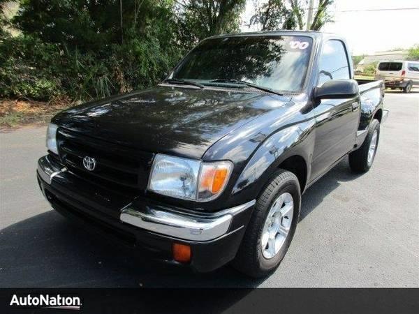 2000 Toyota Tacoma Regular Cab