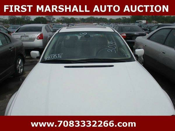 2000 BMW 3 Series 323i - First Marshall Auto Auction