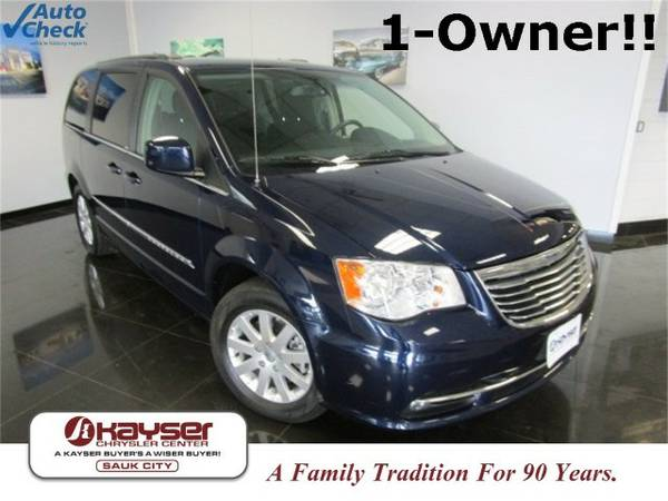 2014 Chrysler Town & Country Touring Van Town & Country Chrysler