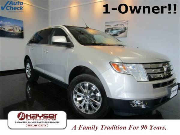 2009 Ford Edge Limited SUV Edge Ford