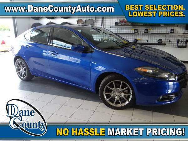2014 *Dodge Dart* SXT-Rallye - Dodge Blue Streak Pearlcoat