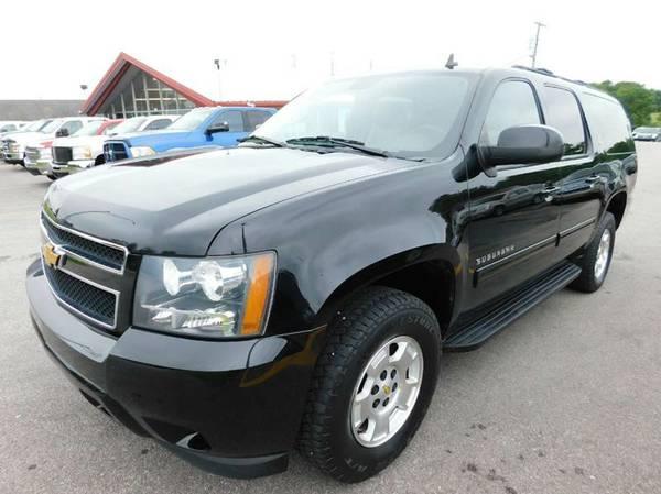 2012 Chevrolet Suburban BLACK ***HUGE SAVINGS!!***