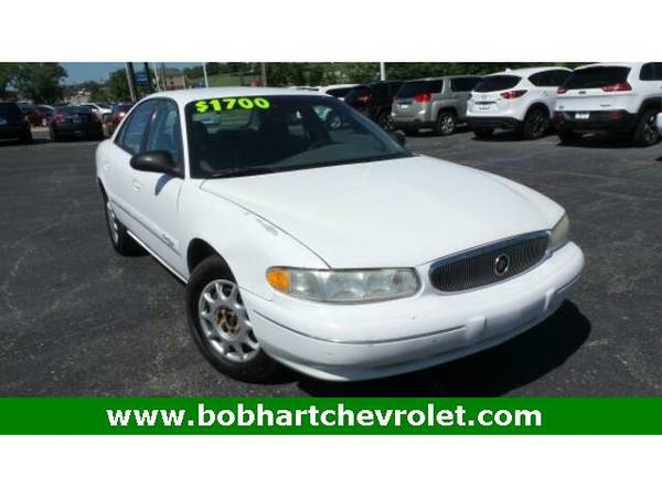 1999 *Buick Century* Custom - (Bright White) 6 Cyl.