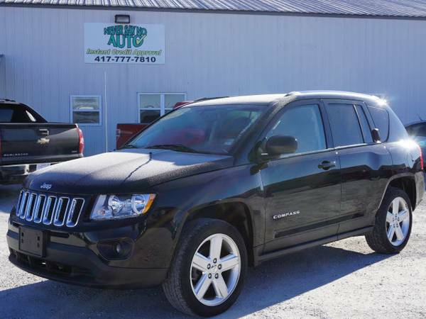 2012 Jeep Compass Limited ►Guaranteed Auto Credit ◄...