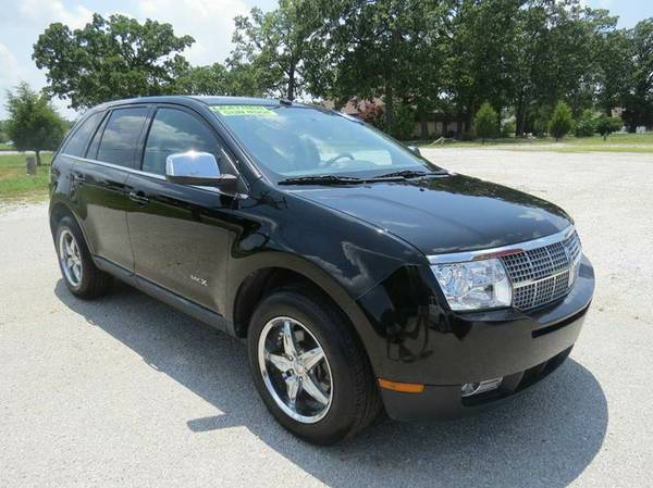 2007 Lincoln MKX*LEATHER*SUNROOF*LOCAL TRADE*DRIVES LIKE NEW!