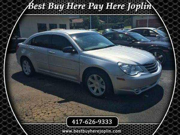 2008 *Chrysler* *Sebring* Sedan LX