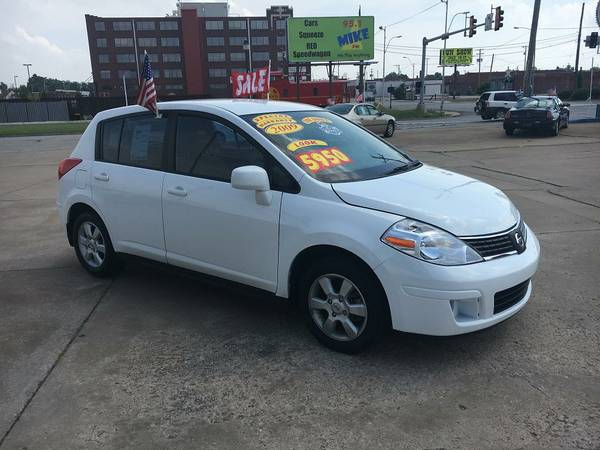 2009 NISSAN VERSA /WARRANTY/LIKE NEW/CAR FAX/FULL POWER/ONE OWNER