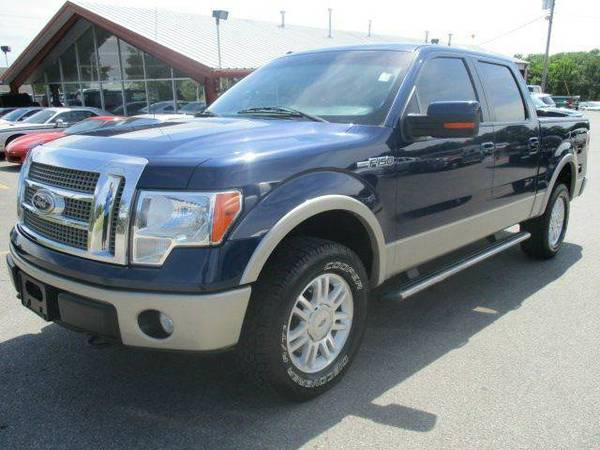 2010 Ford F-150 BLUE/TAN Low Price..WOW!