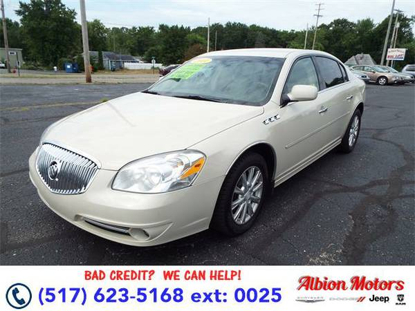 2011 *Buick Lucerne* CX - BAD CREDIT OK!