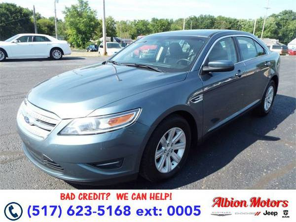 2010 *Ford Taurus* SEL - BAD CREDIT OK!