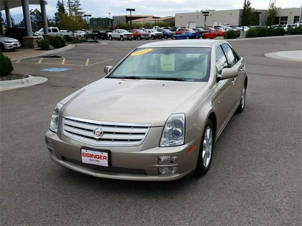 2005 *Cadillac STS* V8 - (Sand Storm) 8 Cyl.